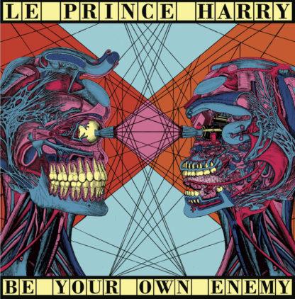 LE PRINCE HARRY Be Your Own Enemy - Vinyl LP (black)