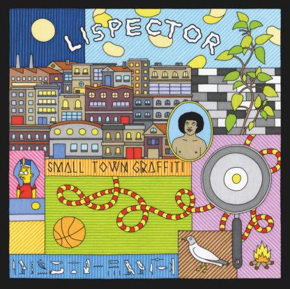 LISPECTOR Small Town Graffiti - Vinyl LP (black)