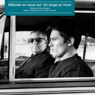 MICHEL MAGNE En Sous-Sol Un Singe En Hiver - Vinyl LP (black)