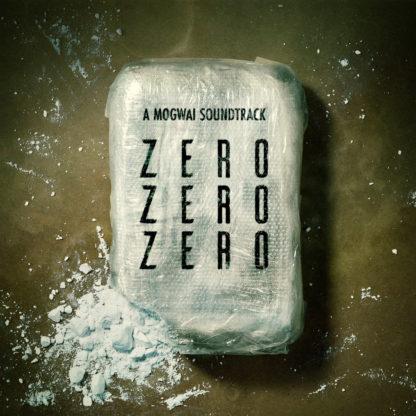 MOGWAI ZeroZeroZero (A Mogwai Soundtrack) - Vinyl 2xLP (white)