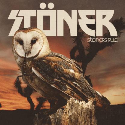 STÖNER Stoners Rule - Vinyl LP (clear green black)