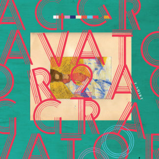 T-SHIRT Aggravator 2 - Vinyl LP (transparent blue)