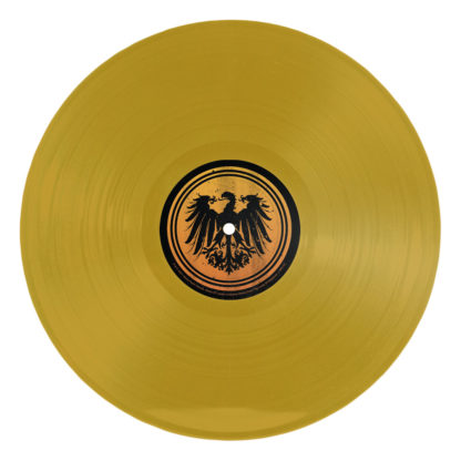 THE LORDS OF ALTAMONT Midnight to 666 - Vinyl LP (gold)