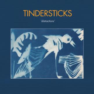TINDERSTICKS Distractions - Vinyl LP (black)
