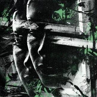VOUS AUTRES Sel De Pierre - Vinyl LP (crystal clear, transparent green and black mix)