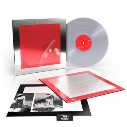 ANIKA Change - Vinyl LP (silver)