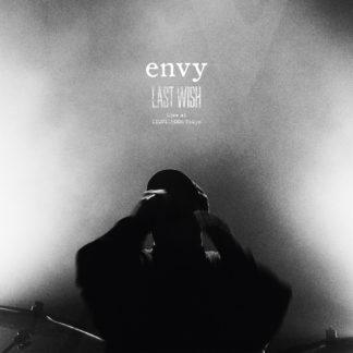 ENVY Last Wish (Live at the Liquidroom Tokyo) - Vinyl 2xLP (black)