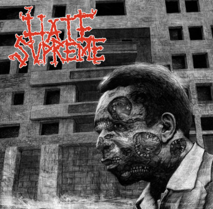 "MENTAL HYGIENE Hate Supreme - Vinyl 10"" (black)"