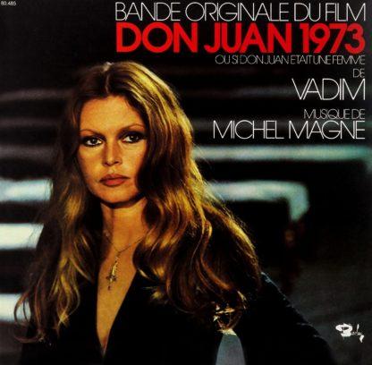 MICHEL MAGNE Don Juan 1973 - Vinyl LP (black)