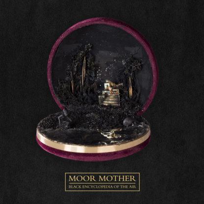 MOOR MOTHER Black Encyclopedia Of The Air - Vinyl LP (purple black galaxy)