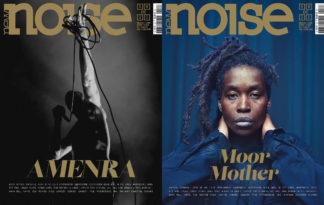 NEW NOISE MAGAZINE #58 Amenra Moor Mother