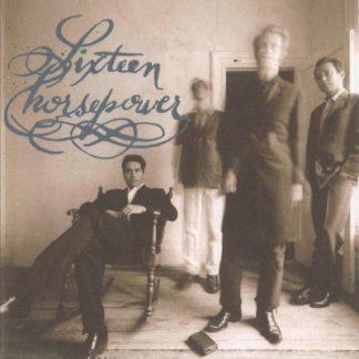 16 HORSEPOWER Low Estate - Vinyl LP (black)