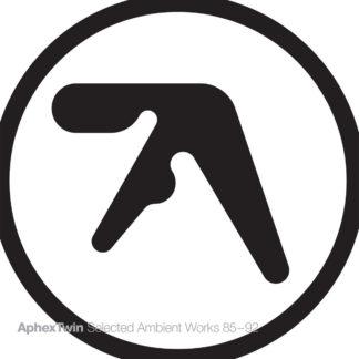 APHEX TWIN Selected Ambient Works 85-92 - Vinyl 2xLP (black)
