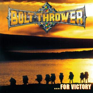 BOLT THROWER ... For Victory - Vinyl LP (black)