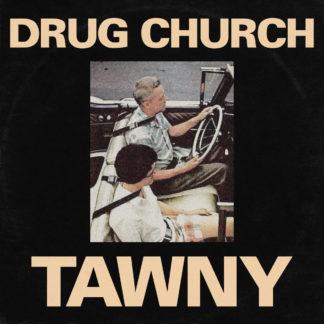 DRUG CHURCH Tawny - Vinyl LP (baby pink with white splatter)