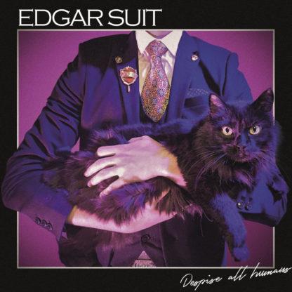 EDGAR SUIT Despise All Humans - Vinyl LP (black)