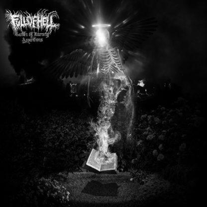 FULL OF HELL Garden Of Burning Apparitions - Vinyl LP (silver)