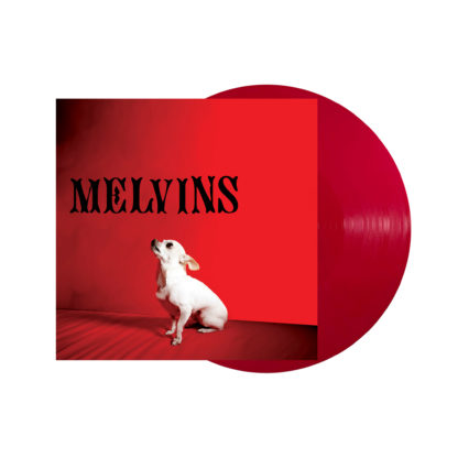 MELVINS Nude With Boots - Vinyl LP (apple red)