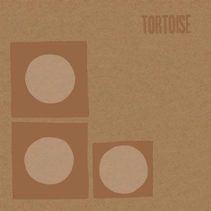 TORTOISE S/t - Vinyl LP (white with hi-melt black)