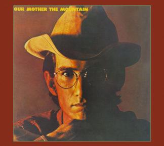 TOWNES VAN ZANDT Our Mother The Mountain - Vinyl LP (black)