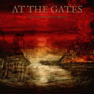 AT THE GATES The Nightmare Of Being - Vinyl LP (black)