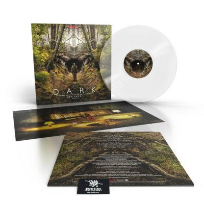 BEN FROST Dark : Cycle 2 (Original Music From The Netflix Series) - Vinyl LP (transparent)