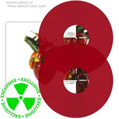 CARCASS Torn arteries - Vinyl 2xLP (red)