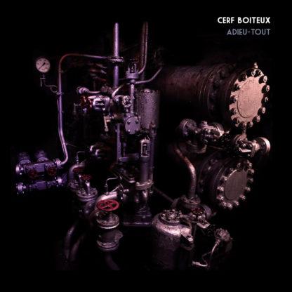 CERF BOITEUX Adieu - Tout - Vinyl 2xLP (black)