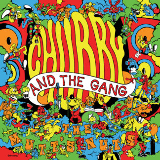 CHUBBY AND THE GANG The Mutt's Nuts - Vinyl LP (translucent orange)