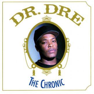 DR. DRE The Chronic (Explicit Version) - Vinyl 2xLP (black)