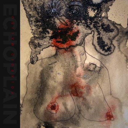 ECHOPLAIN Polaroid Malibu - Vinyl LP (black)