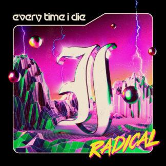 EVERY TIME I DIE Radical - Vinyl 2xLP (neon violet black)