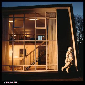 IDLES Crawler - Vinyl LP (mustard yellow)
