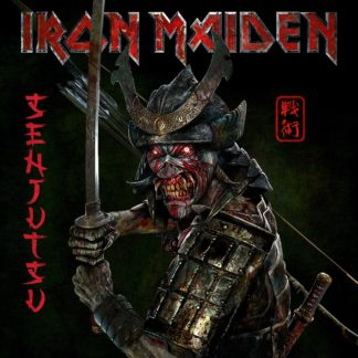 IRON MAIDEN Senjutsu - Vinyl 3xLP (black)