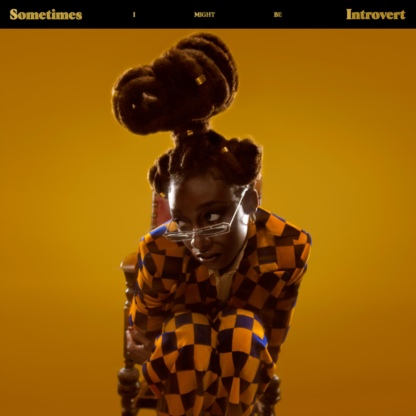 LITTLE SIMZ Sometimes I Might Be Introvert - Vinyl 2xLP (milky clear)
