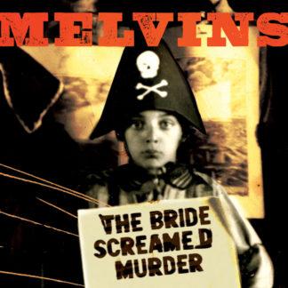 MELVINS The Bride Screamed Murder - Vinyl LP (red)