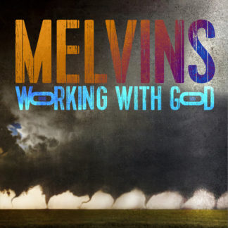 MELVINS Working With God - Vinyl LP (black)