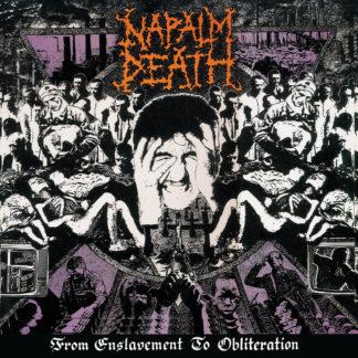 NAPALM DEATH From Enslavement To Obliteration - Vinyl LP (black)