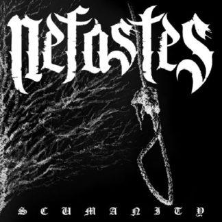 NÉFASTES Scumanity - Vinyl LP (black)