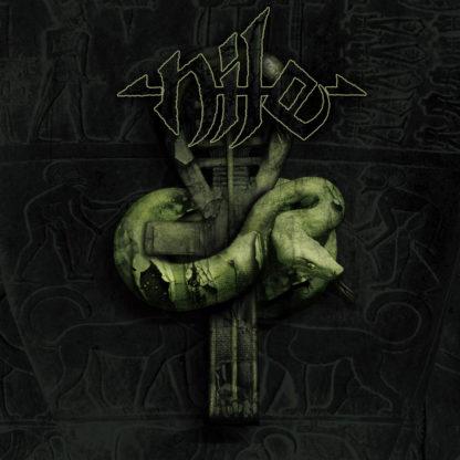 NILE In Their Darkened Shrines - Vinyl 2xLP (olive green with black gold green splatter)