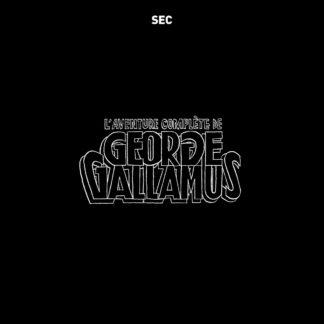 SEC L'aventure complète de George Gallamus - Vinyl 2xLP (black)