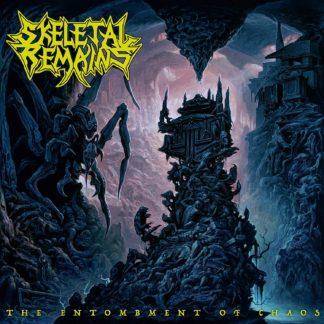 SKELETAL REMAINS The Entombment Of Chaos - Vinyl LP (black) + CD