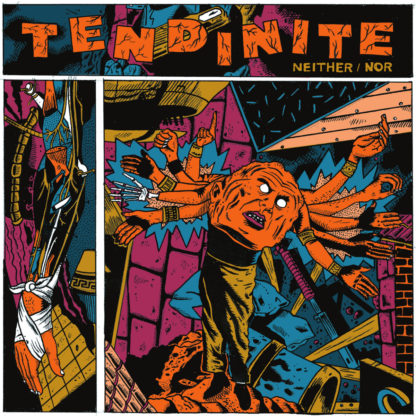 TENDINITE Neither/Nor - Vinyl LP (black)