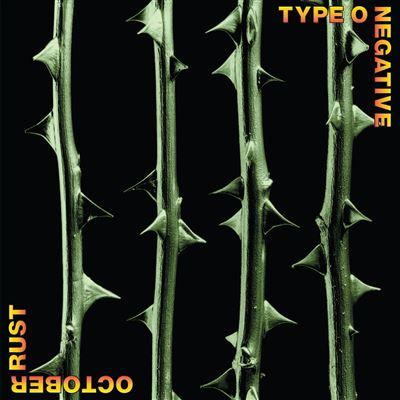 TYPE O NEGATIVE October Rust (25th anniversary Deluxe Edition) - Vinyl 2xLP (green black splatter)
