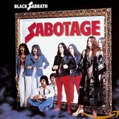 BLACK SABBATH Sabotage - Vinyl LP (black)