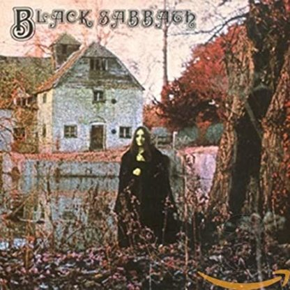 BLACK SABBATH S/t - Vinyl LP (black)
