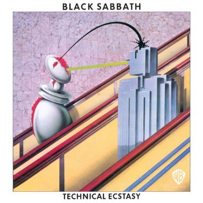 BLACK SABBATH Technical Ecstasy - Vinyl LP (black)