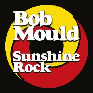 BOB MOULD Sunshine Rock - Vinyl LP (red yellow swirl)