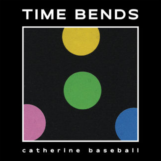 CATHERINE BASEBALL Time Bends - Vinyl LP (pink)