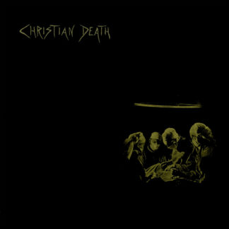 CHRISTIAN DEATH Atrocities - Vinyl LP (sun yellow)